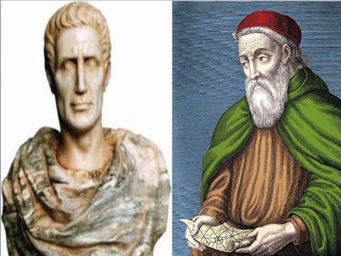 Julio César, artífice de la expansión del Imperio Romano vs Américo Vespucio, participante en el descubrimiento de América