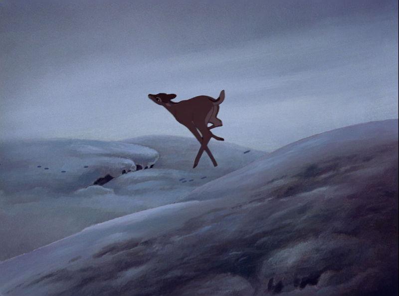 La Muerte de la Madre de Bambi