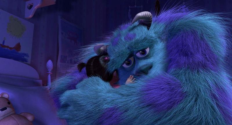 La despedida de Sully y Boo