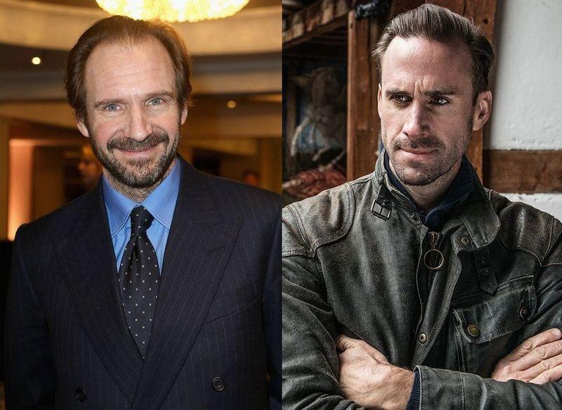 ¿Qué parentesco hay entre Ralph Fiennes y Joseph Fiennes?