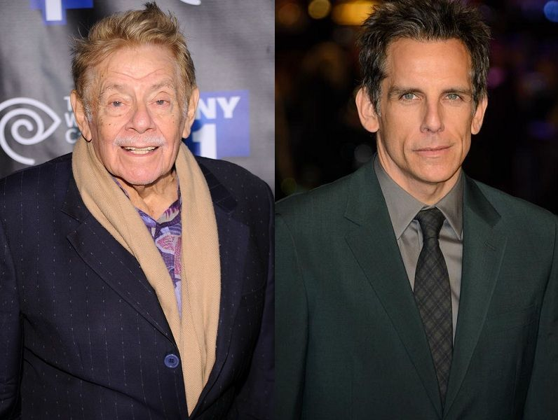 ¿Qué parentesco hay entre Jerry Stiller y Ben Stiller?