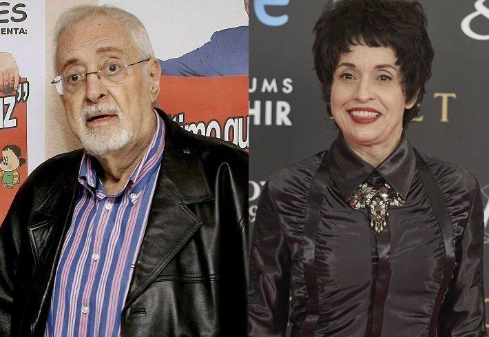 ¿Qué parentesco hay entre el ya fallecido Antonio Ozores y Adriana Ozores?