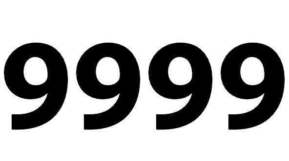 En los decimales de Pi hay 6 cifras seguidas con el número 9. ¿Cierto o Falso?