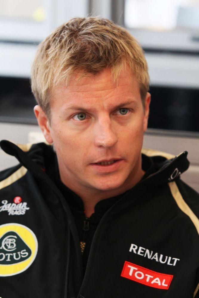 ¿Para qué equipo NO corrió Kimi Raikkonen?
