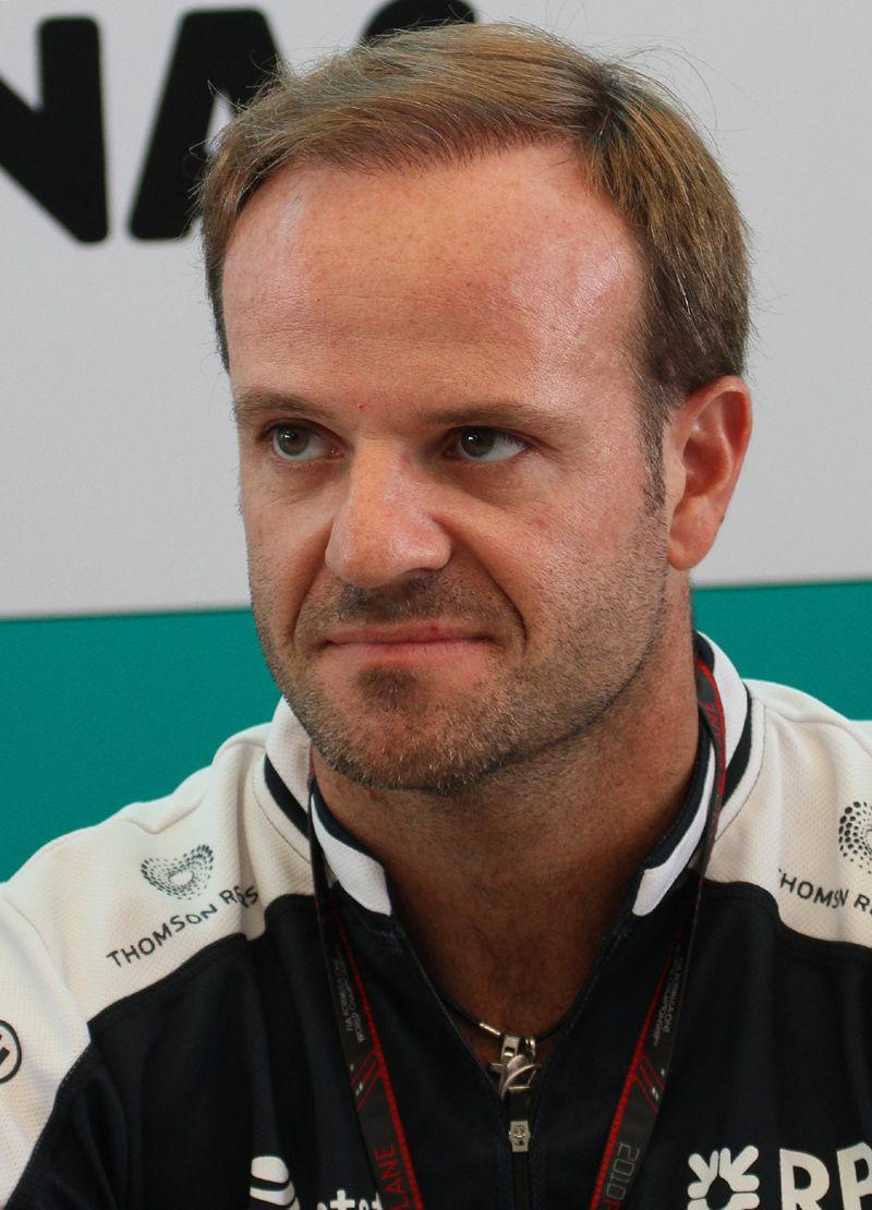 ¿Para qué equipo NO corrió Rubens Barrichello?