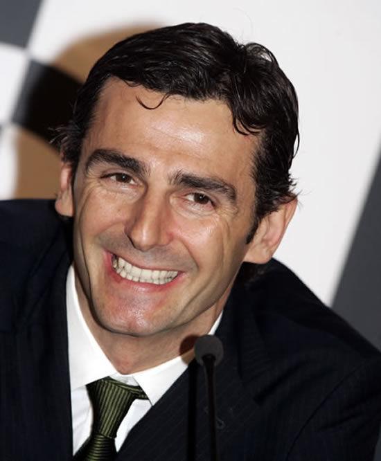 ¿Para qué equipo NO corrió Pedro Martínez De La Rosa?