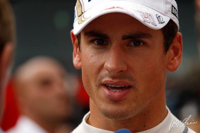 ¿Para qué equipo NO corrió Adrian Sutil?