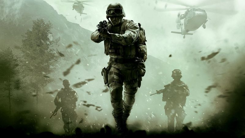 22568 - ENCUESTA: ¿Qué piensas de la saga Call Of Duty?