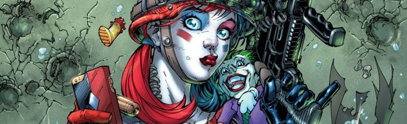 En los nuevos cómics que han salido en USA, ¿a qué popular juego jugaba Harley en una misión con el Escuadrón Suicida?