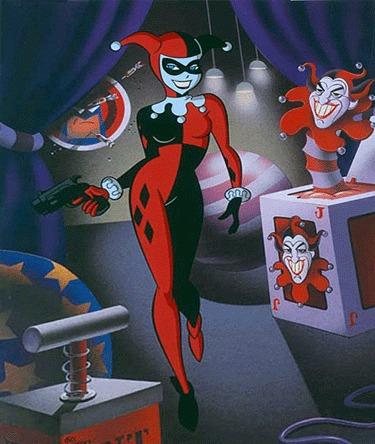 ¿En quién se basó Paul Dini para crear al personaje de Harley Quinn