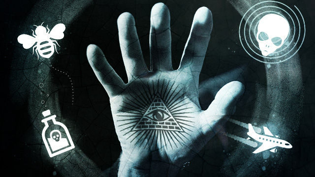 22590 - ENCUESTA: ¿Crees que estas conspiraciones son reales?