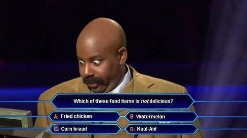 El KFC causa esterilidad a los hombres de raza negra.