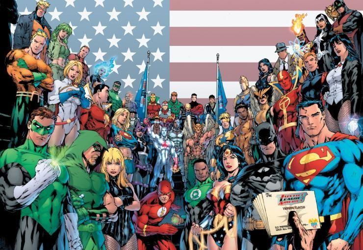 Para empezar ¿Cuánto llevas siendo fan del universo DC?
