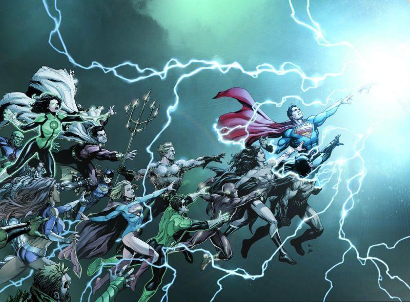 En Mayo, DC lanzó Rebirth, empezando una nueva etapa para los héroes de DC. ¿Qué te pareció el one-shot que sacaron?