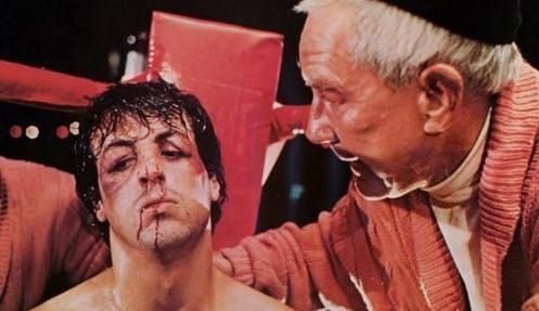 ¿Cuál era la razón por la cual Rocky ya no podía pelear?