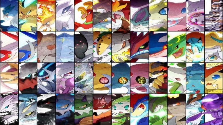 22606 - ¿Qué pokémon legandario crees que ganaría?