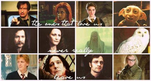 22611 - ¿Lloraste con estas partes de la saga de Harry Potter?