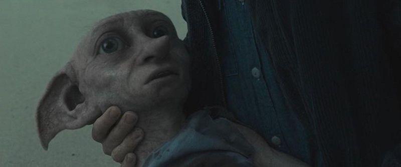 La muerte de Dobby