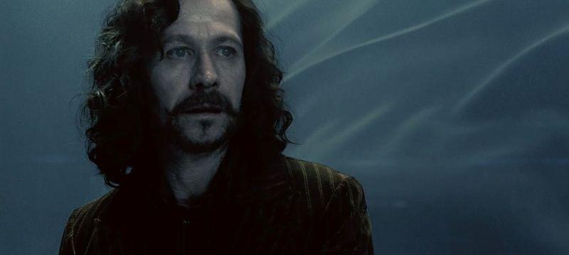 La muerte de Sirius Black