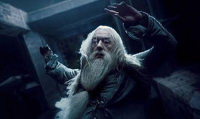 La muerte de Albus Dumbledore