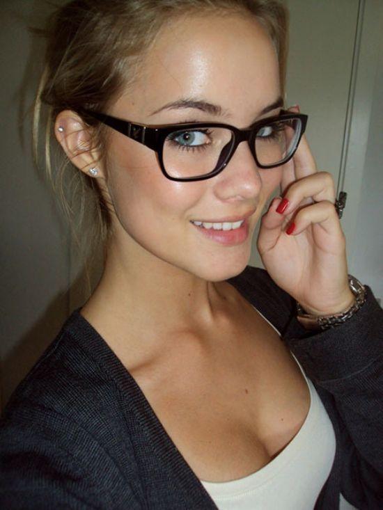 ¿Crees que las gafas las hacen parecer más guapas?