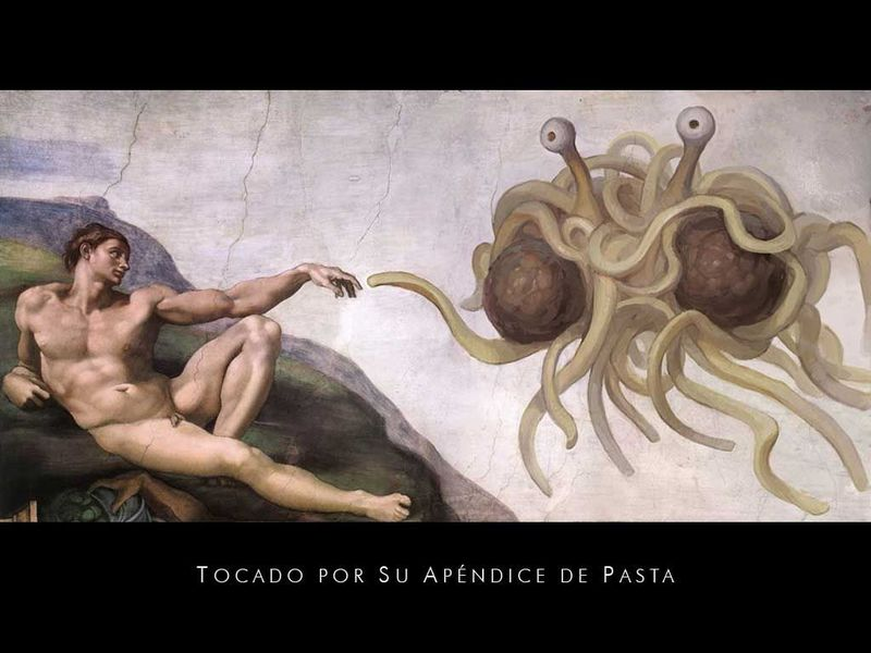 22631 - ¿Posees los conocimientos necesarios para ser aceptado en la iglesia Pastafari?