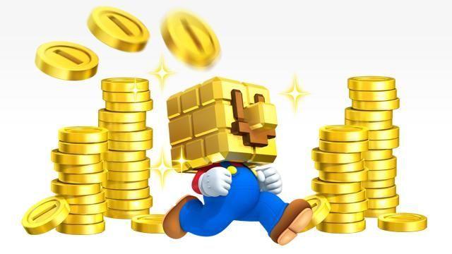 ¡Hay que recoger un millón de monedas!