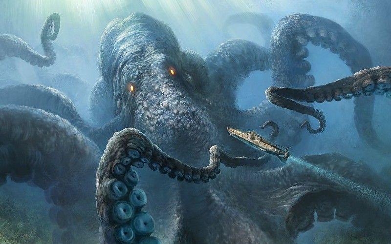 ¿De qué mitología proviene el Kraken?