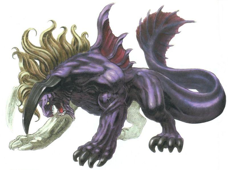¿De qué mitología proviene el Behemot?