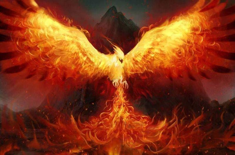 ¿De qué mitología proviene el Fénix?