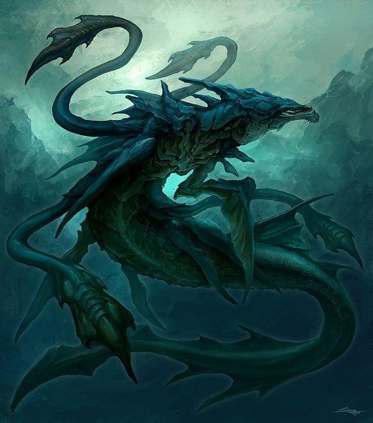 ¿De qué mitología proviene el Leviatán?