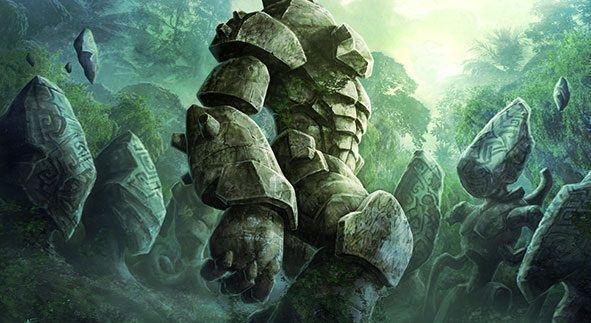 ¿De qué mitología proviene el Golem?