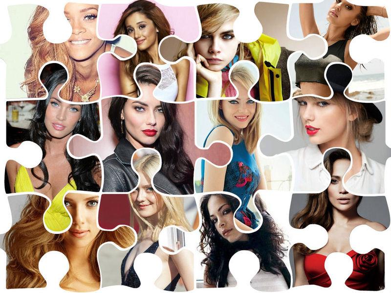 22660 - ¿Qué famosa te parece más guapa o atractiva de estas categorías fijándote sólo en tal rasgo y/o característica?