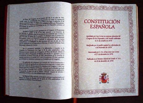 22752 - ¿Cuánto sabes sobre la Constitución Española?