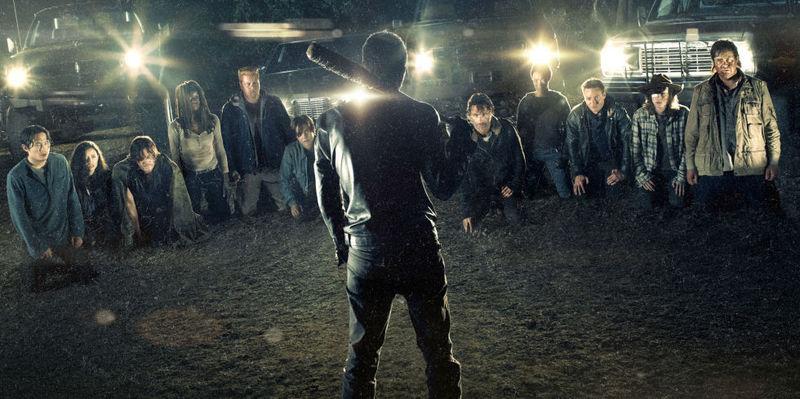 22748 - ¿Sobrevivirías en el universo The Walking Dead?