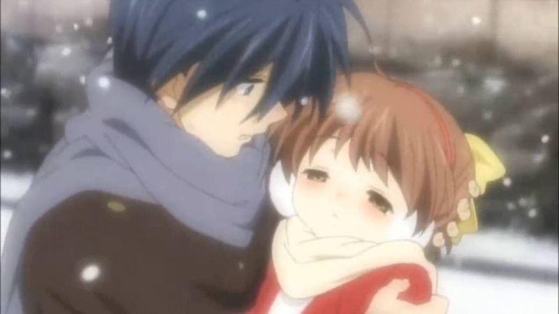 La muerte de Ushio en Clannad After Story