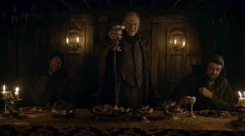 ¿Si Walder Frey muere quién es el actual heredero de Los Gemelos?