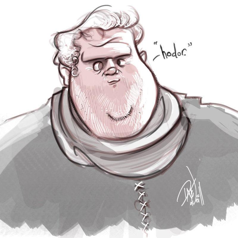 ¿Cuál es el verdadero nombre de Hodor?