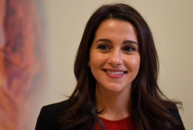 ¿Nació en Andalucía la política y abogada Inés Arrimadas?
