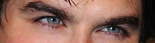 Cuestión importante: ¿Color de ojos?