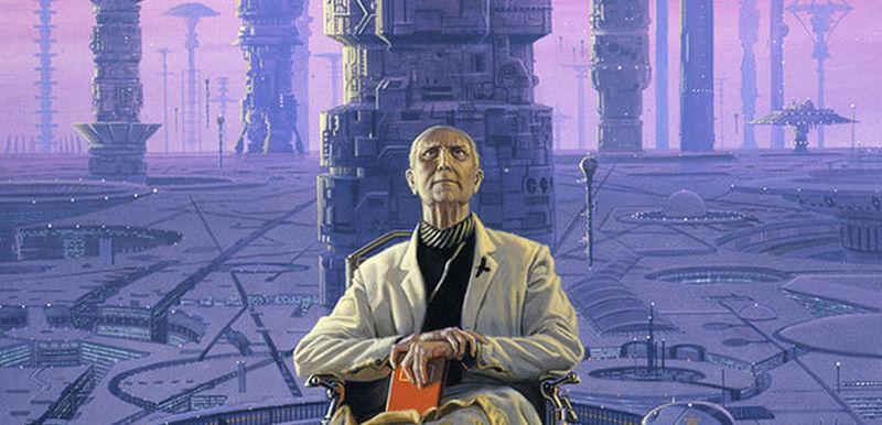En Los Psicohistoriadores de la novela Fundación, cuál es el nombre del matemático que llega a Trántor y es arrestado.