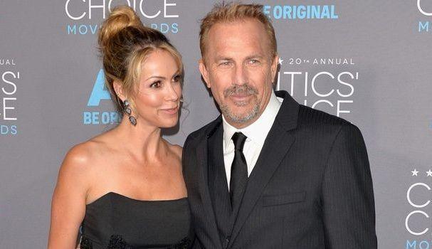 ¿Cuántos años se llevan de diferencia Kevin Costner y Christine Baumgartner?