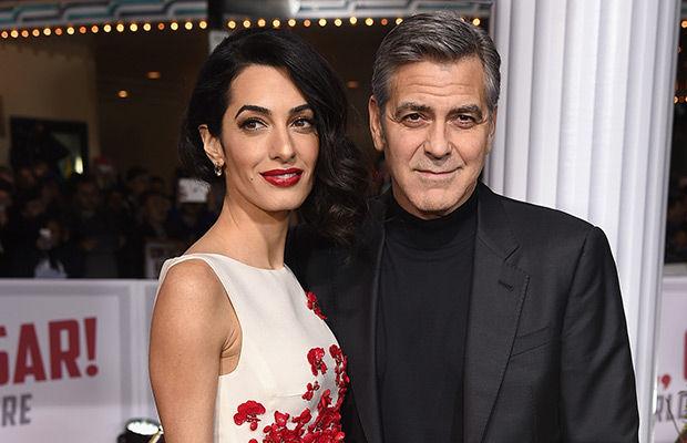 ¿Cuántos años se llevan de diferencia George Clooney y Amal Ramzi Clooney?