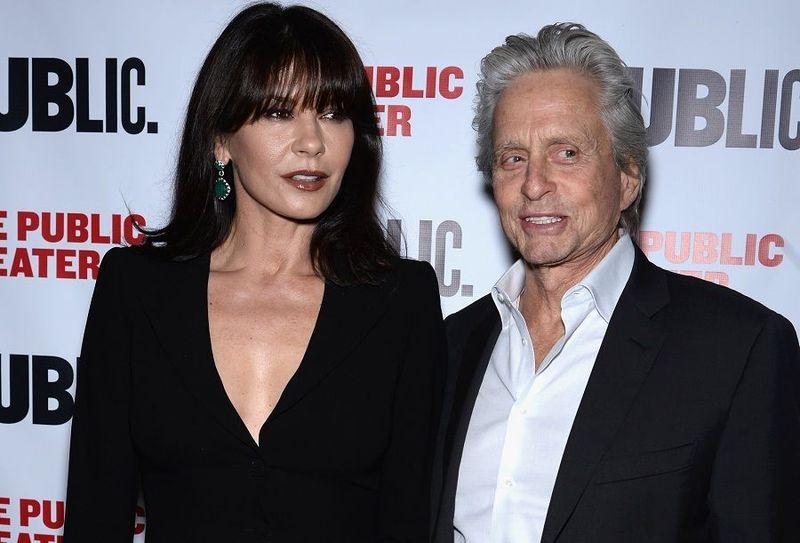 ¿Cuántos años se llevan de diferencia Michael Douglas y Catherine Zeta-Jones?