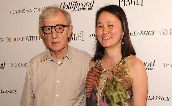 ¿Cuántos años se llevan de diferencia Woody Allen y Soon-Yi?