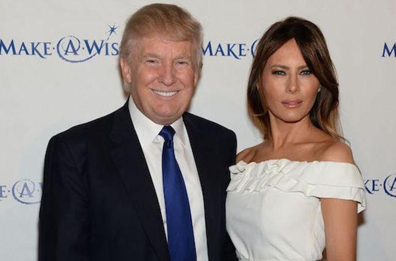 ¿Cuántos años se llevan de diferencia Donald Trump y Melania Trump?