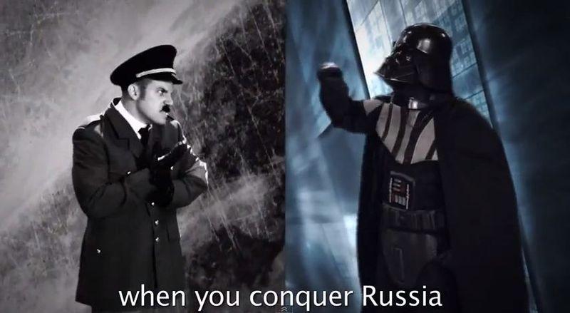 22855 - Imperio Galáctico VS Tercer Reich