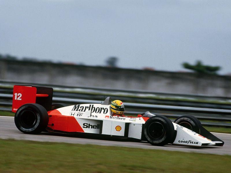 22865 - ¿Qué pilotos NO corrieron para estos equipos de Formula1? ( Edición clásica)