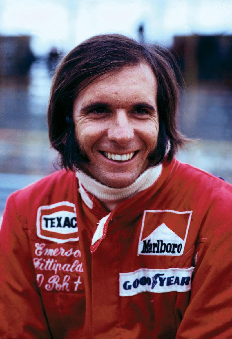 ¿Para que equipo NO corrió Emerson Fittipaldi?