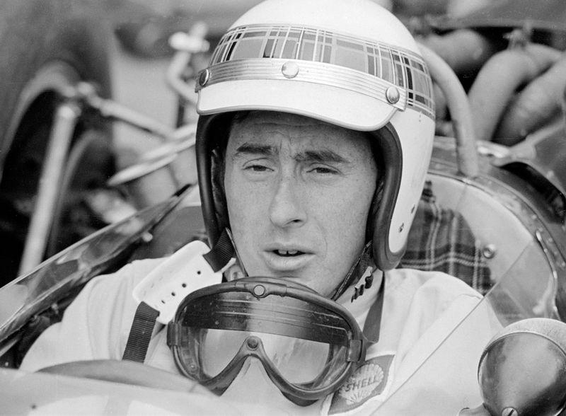 ¿Para que equipo NO corrió Jackie Stewart?
